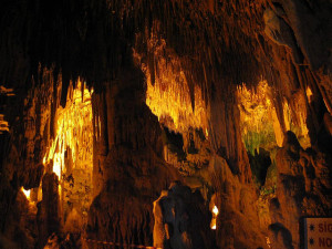 jeskyně damlatas